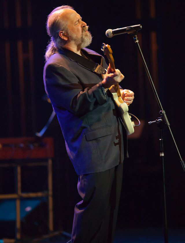 Dave Brumbaugh: Executive Director & Guitar/Music Instructor