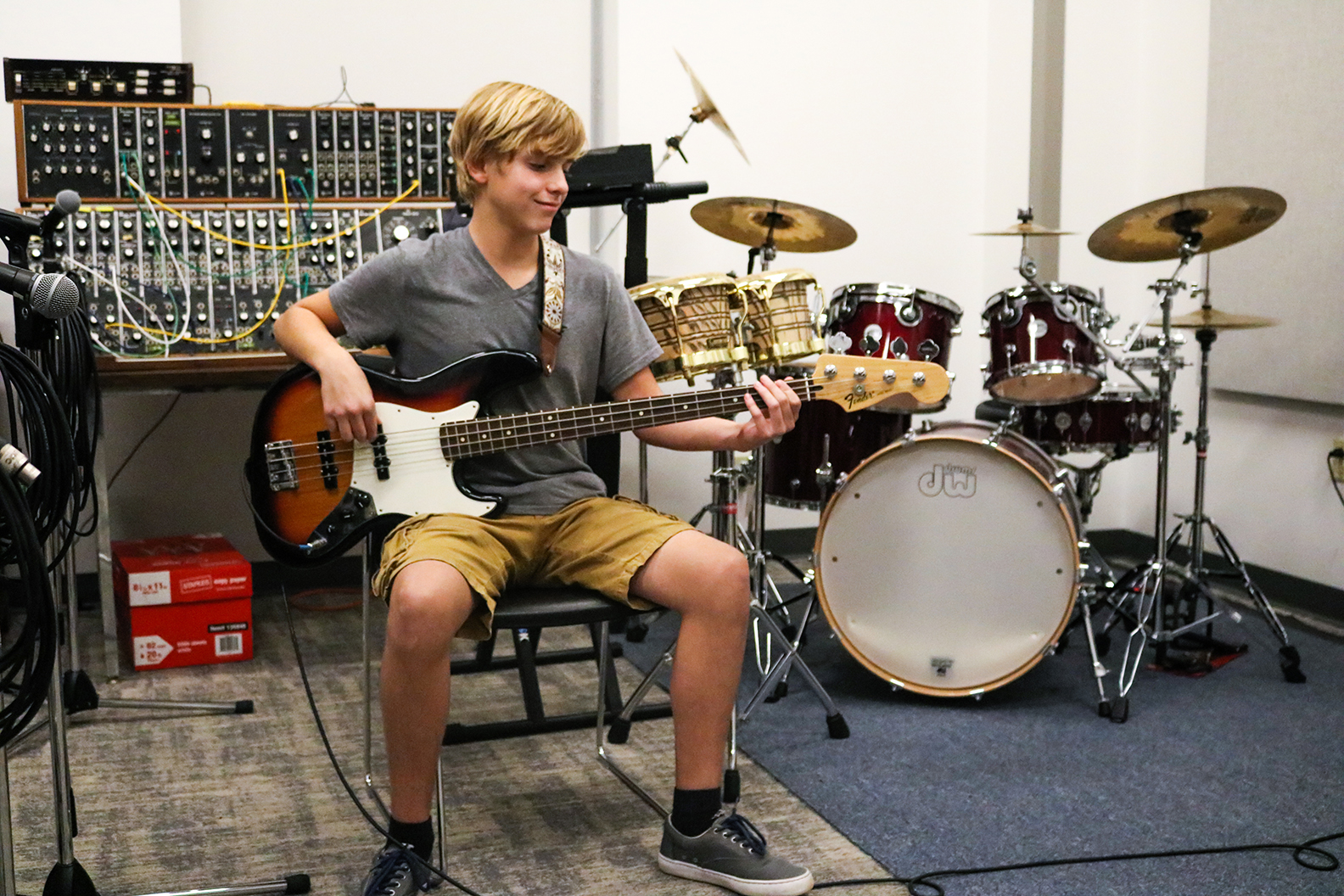 Andrew_Playing_Bass