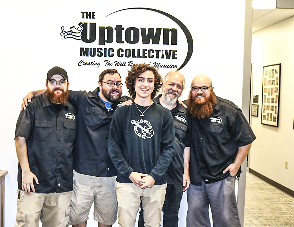 The Uptown Music Collective Scholarship Awarded to David Chubirka