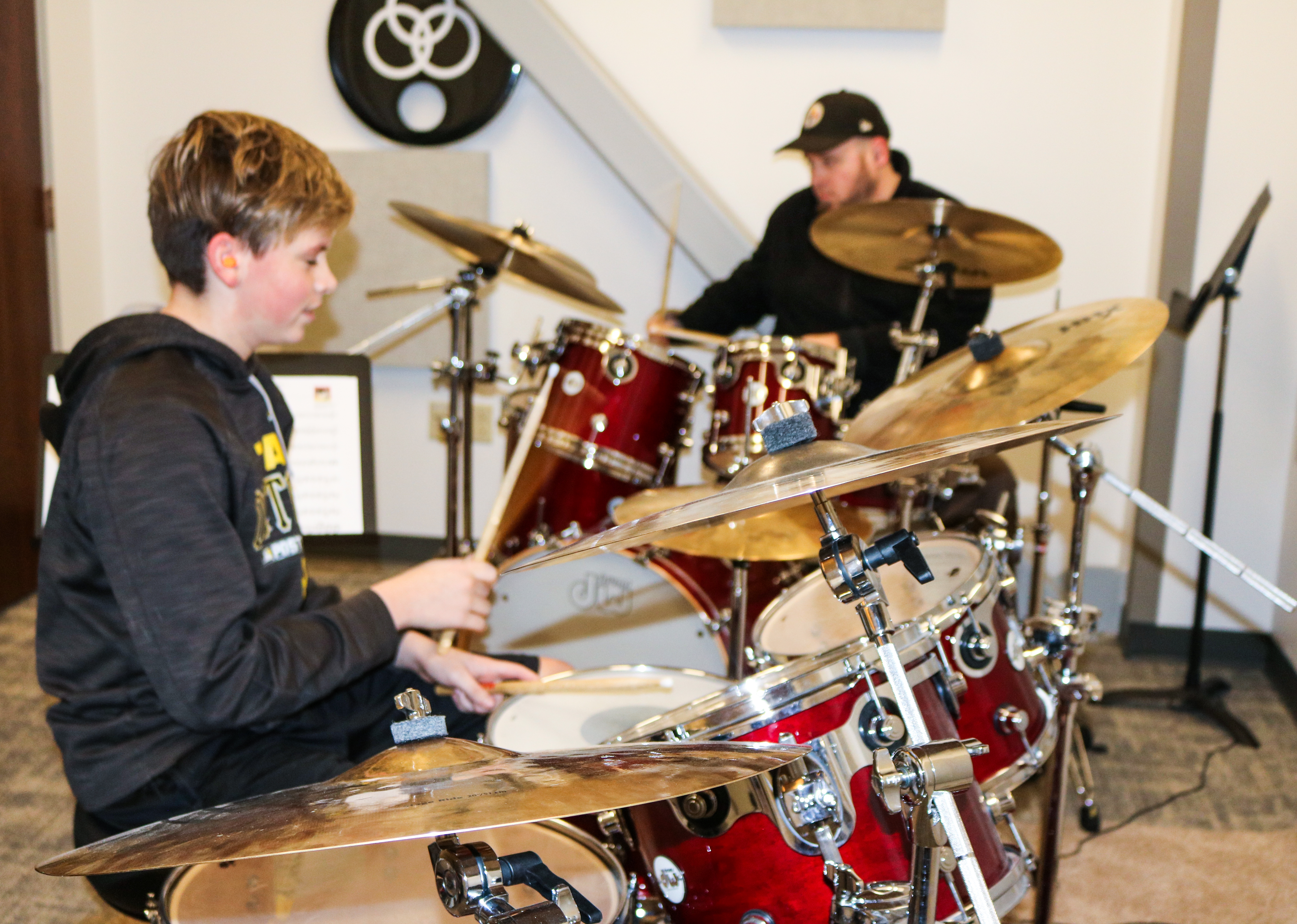 Jesse_Roedts_Drum_Lesson_2