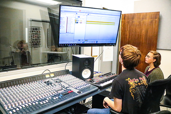 Electronic Music Class