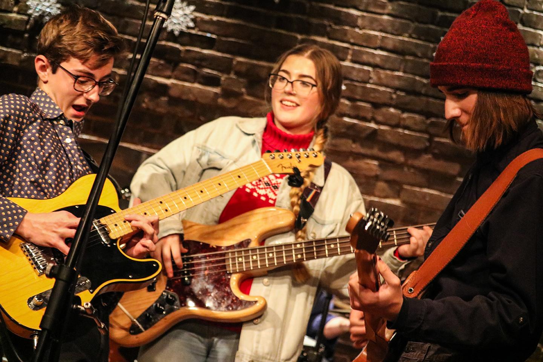 Third Street Blues Performing